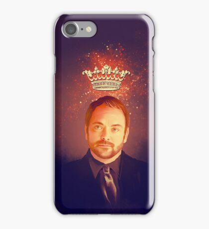 Mr. Crowley! iPhone Case/Skin