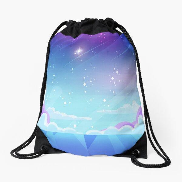 Mindful Sky Drawstring Bag