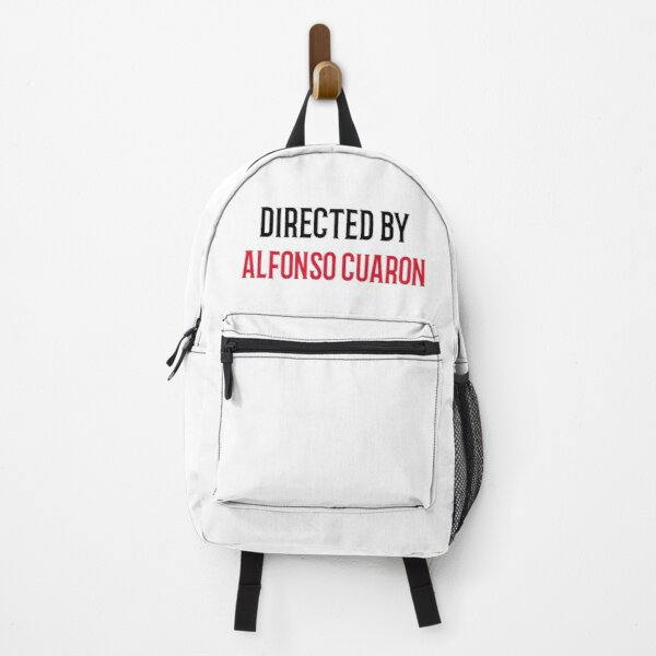 Directed By Alfonso Cuaron Backpack
