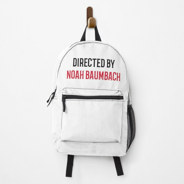 Directed By Noah Baumbach Backpack