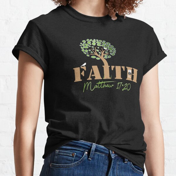Faith of a Mustard Seed Classic T-Shirt