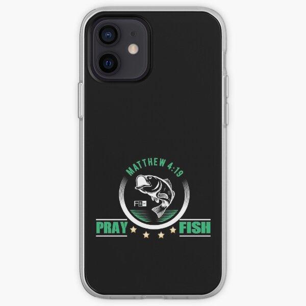 Pray Fish iPhone Soft Case