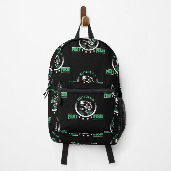 Pray Fish Backpack