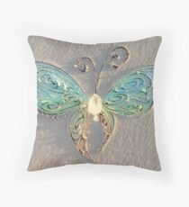 The Brave One Throw Pillow