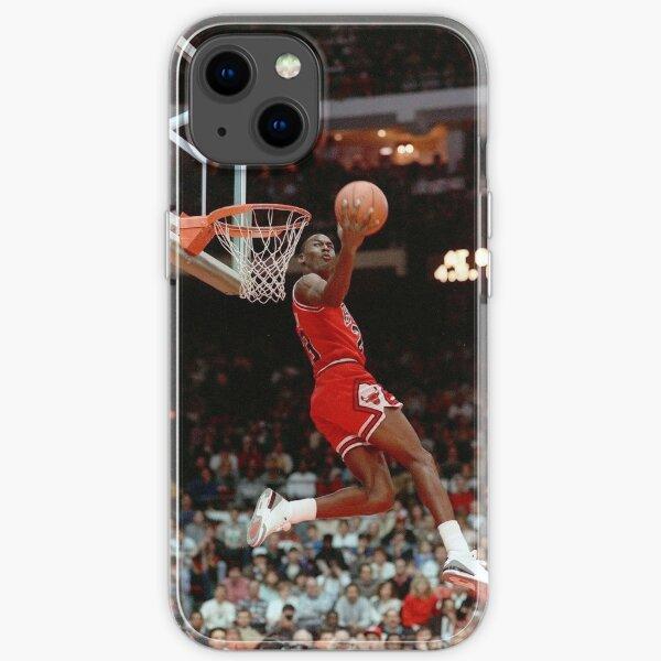 Wallpaper Dunking Michael Jordan The Best iPhone Soft Case
