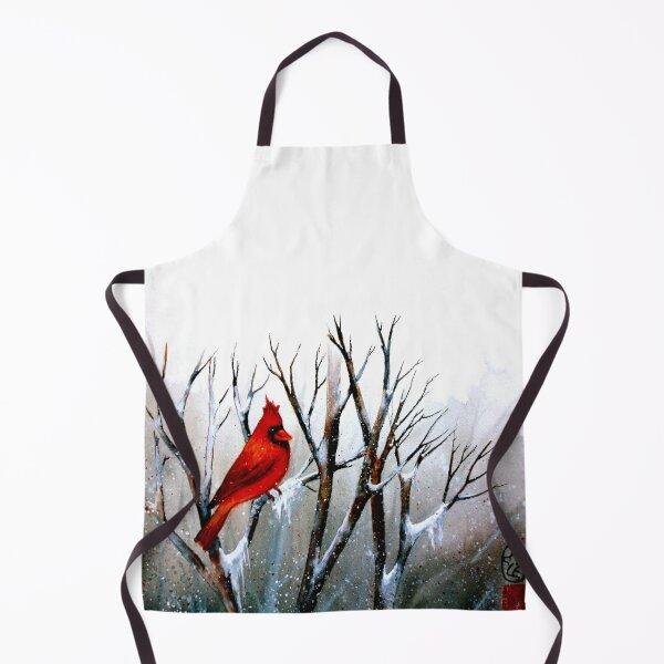 Cardinal.. Apron