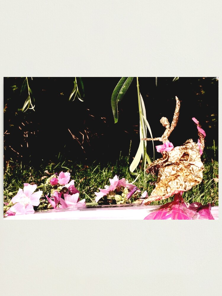 Alternate view of Ballerina Composition Photographic Print