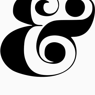 Ampersand (Eloquent Swash) by zachsbanks