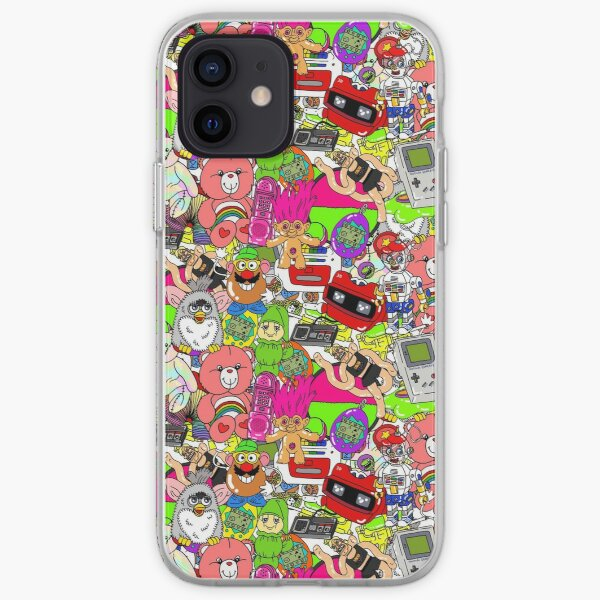 90's Toys iPhone Soft Case