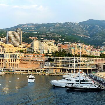 Morning in Monte Carlo by photorolandi