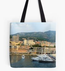 Morning in Monte Carlo Tote Bag