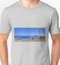 Lindos Panorama Unisex T-Shirt