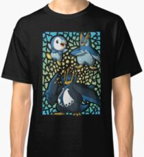 Piplup! Prinplup! Empoleon! Classic T-Shirt