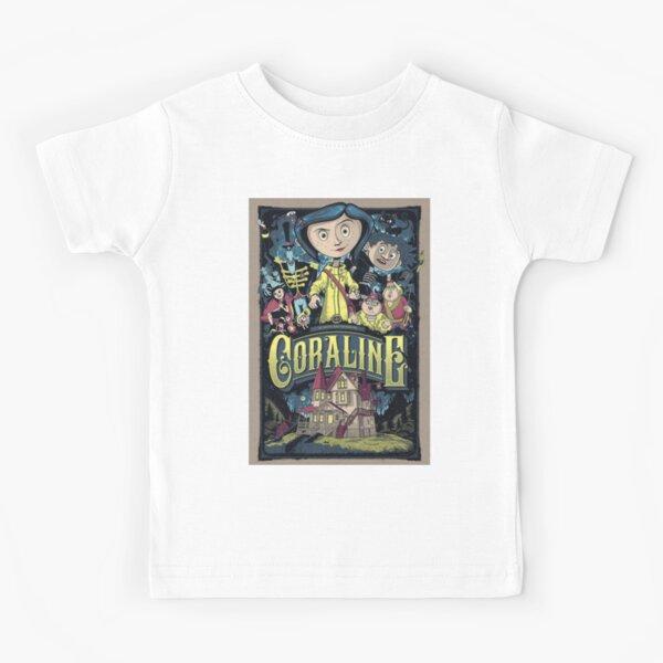 Coraline Home of the Alternative Movie Kids T-Shirt