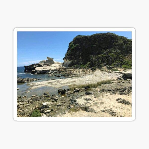 Ilocos Rock Formation Sticker