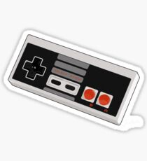 Game controller Sticker