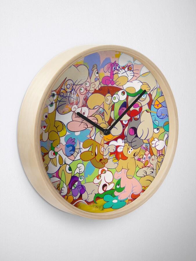 Alternate view of LOST Clock