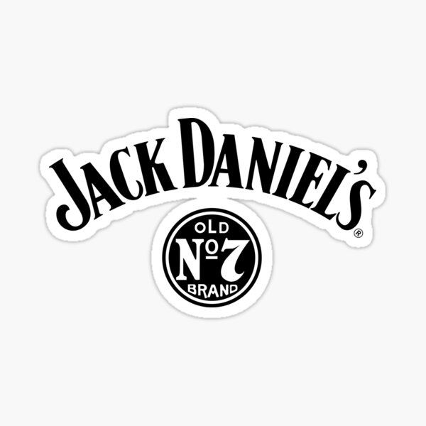 Jack d Sticker