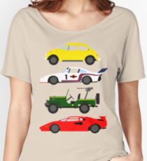 The Car's The Star: Autobots Women's Relaxed Fit T-Shirt