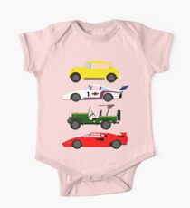 The Car's The Star: Autobots One Piece - Short Sleeve