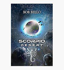 Scorpio Desert Photographic Print