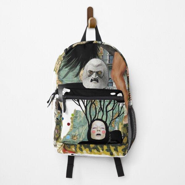 black eagle Backpack