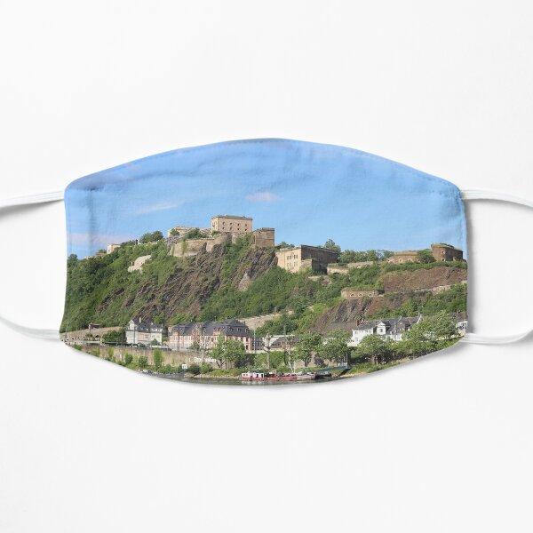 Koblenz with fortress Ehrenbreitstein Mask