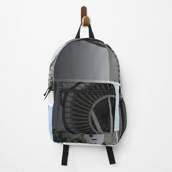 Seattle Space Needle Mosaic Backpack