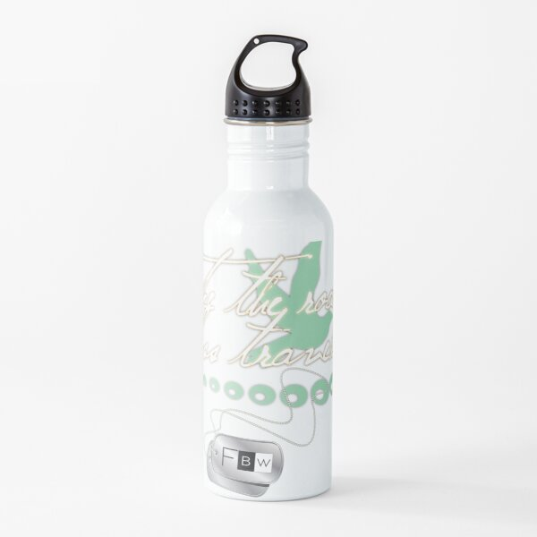 Take the Road Less Traveled Water Bottle