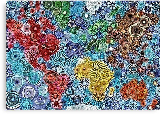Paint the World (Again!) by RachelEDesigns
