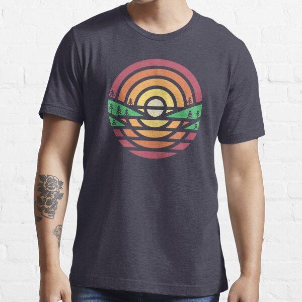 Sunset Essential T-Shirt