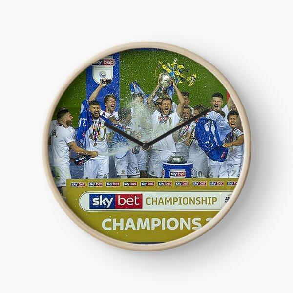 Leeds United Champions 2020 Clock