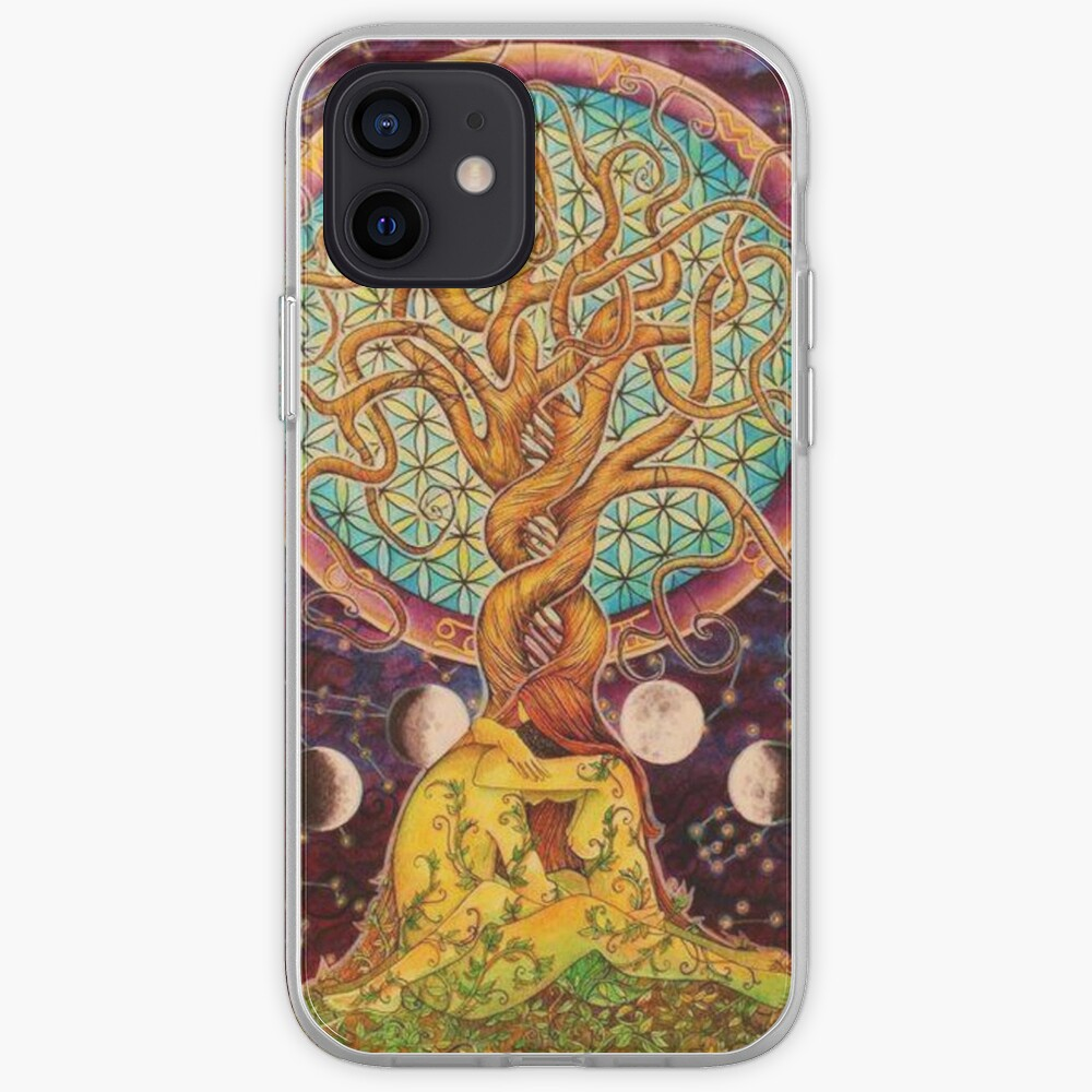 Chaotic Mind iPhone Case & Cover