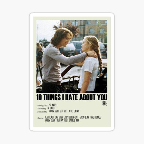 les amateurs de cinéma et de cinéma. Sticker