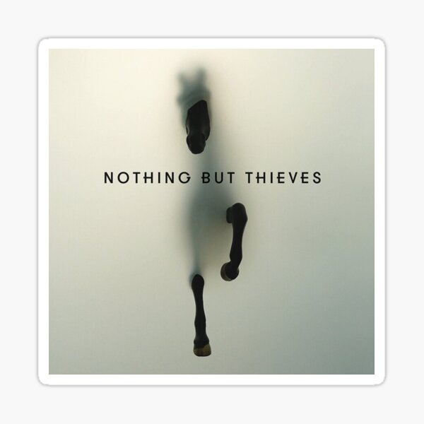Nothing But Thieves Cover Sticker