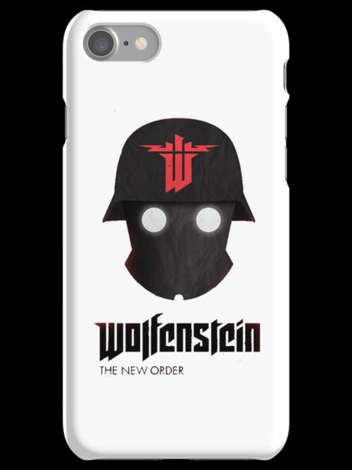 Wolfenstein: A New Order by SliceOfBrain