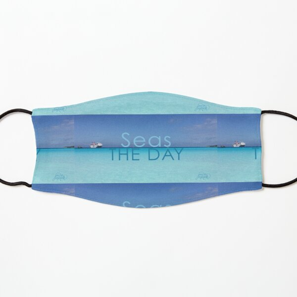 Seas the Day Kids Mask