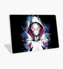 Epic Girl Spider Laptop Skin