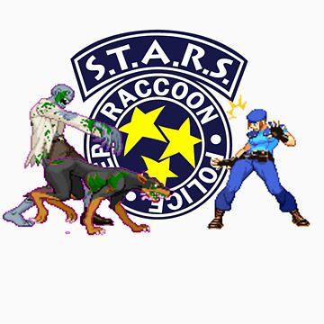 I'm a member of STARS! by zangotango