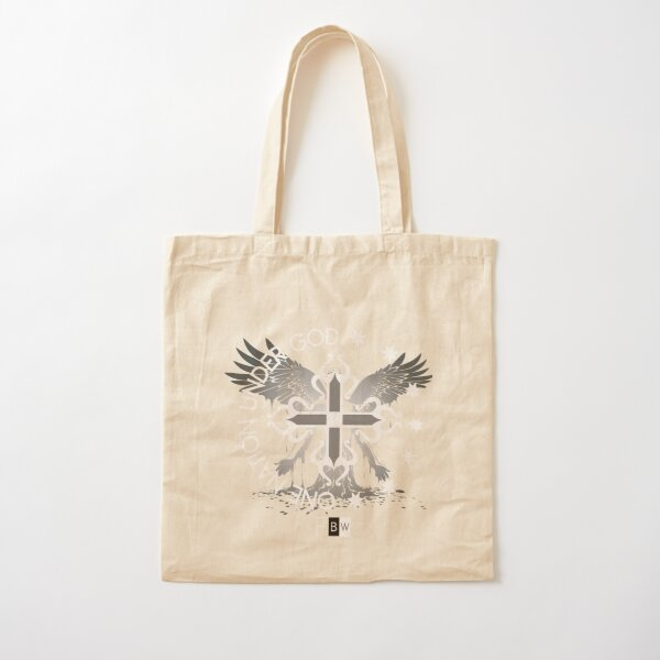 Salvation Cotton Tote Bag