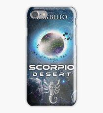 Scorpio Desert iPhone Case/Skin