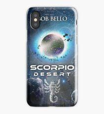 Scorpio Desert iPhone Case