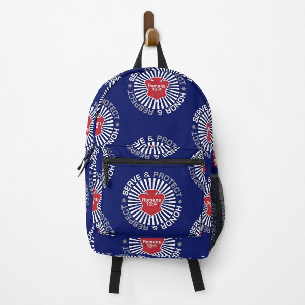 Serve Protect Honor Respect Backpack