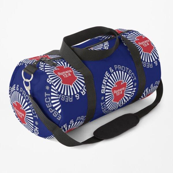 Serve Protect Honor Respect Duffle Bag
