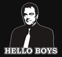 Crowley - Hello boys   Unisex T-Shirt