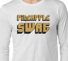 Pineapple Swag Long Sleeve T-Shirt