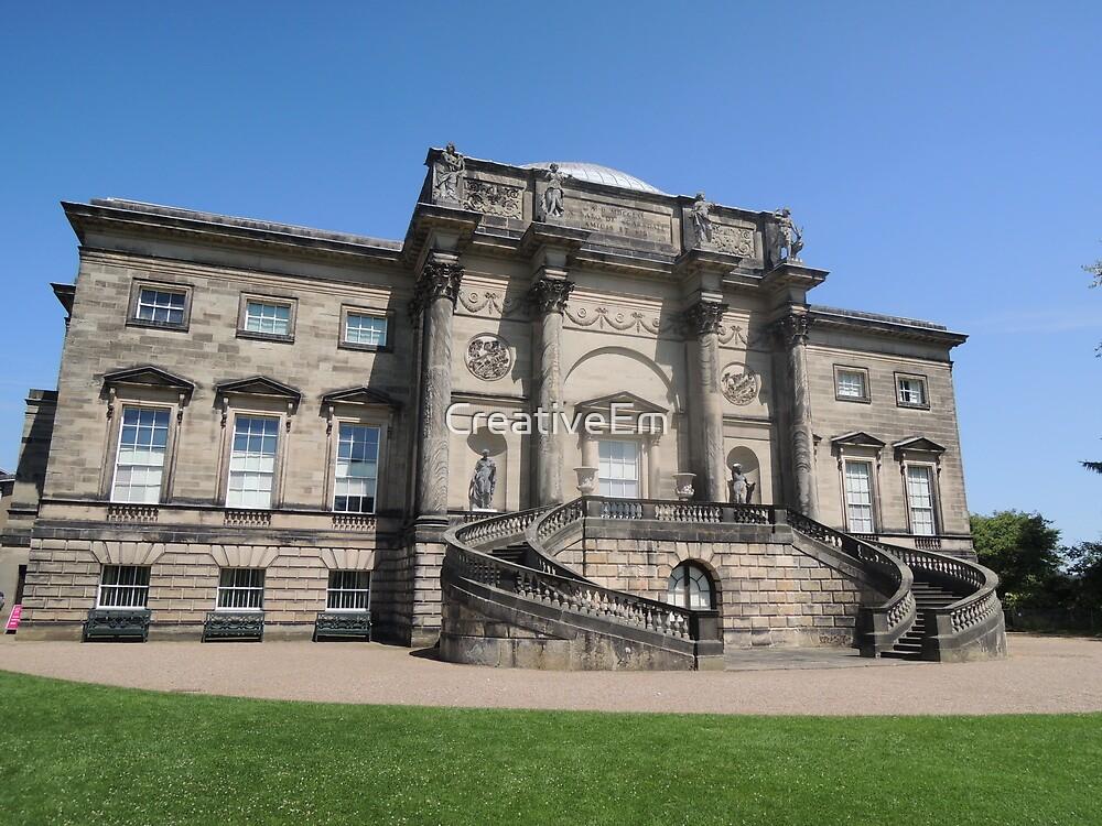 Kedleston Hall by CreativeEm