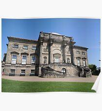 Kedleston Hall Poster