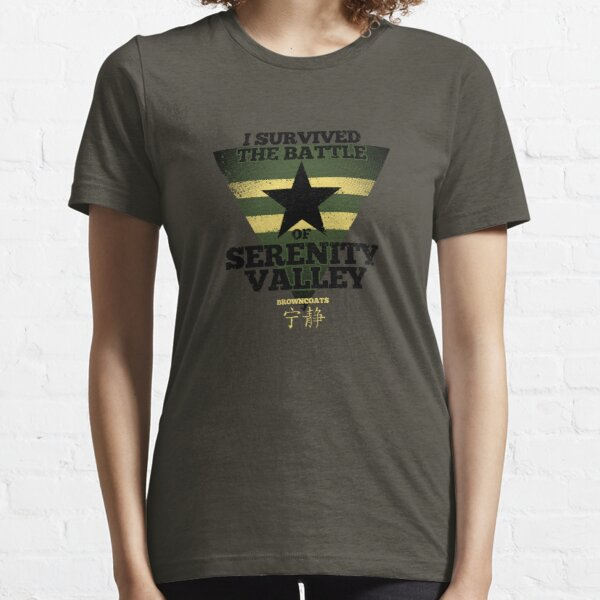 proud to be a browncoat! Essential T-Shirt
