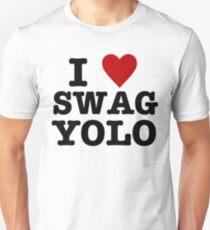 I Heart Swag Yolo T-Shirt